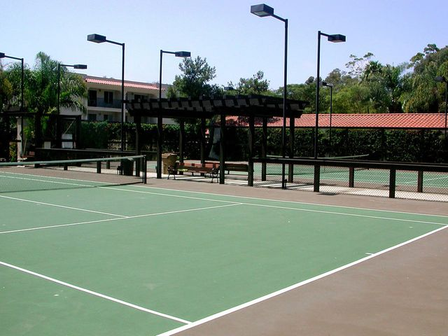 7-Tennis Courts