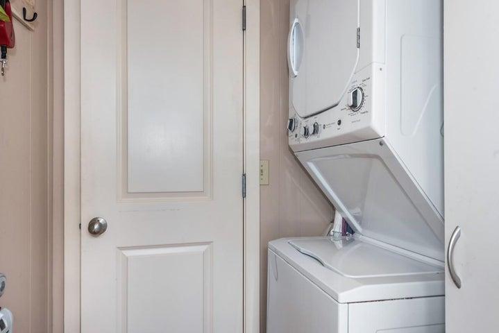 Laundry, Storage Room