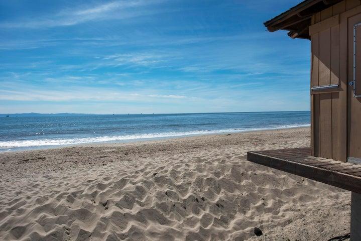 Carpinteria Beach & Island Views
