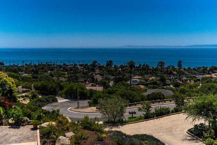 Santa Barbara's Mesa Views