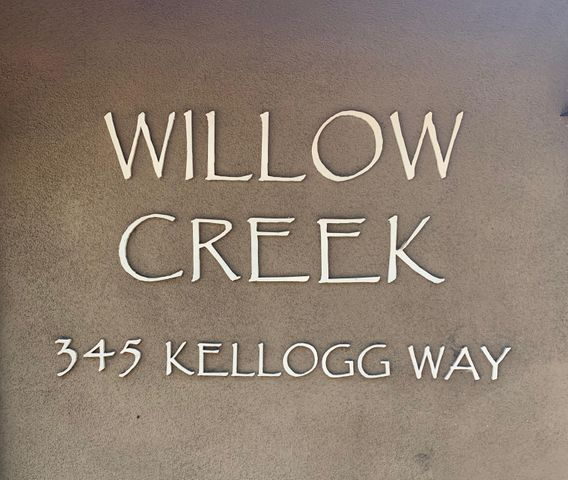 Welcome to Willow Creek!