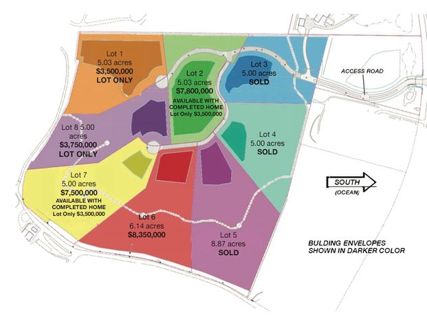 Parcel Map Single