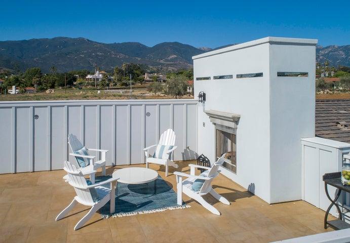 Roof Top Ocean View Deck
