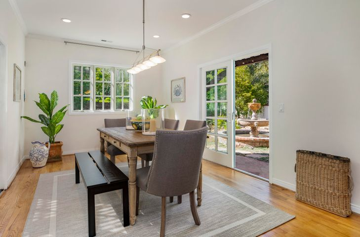 Ambient Dining Area