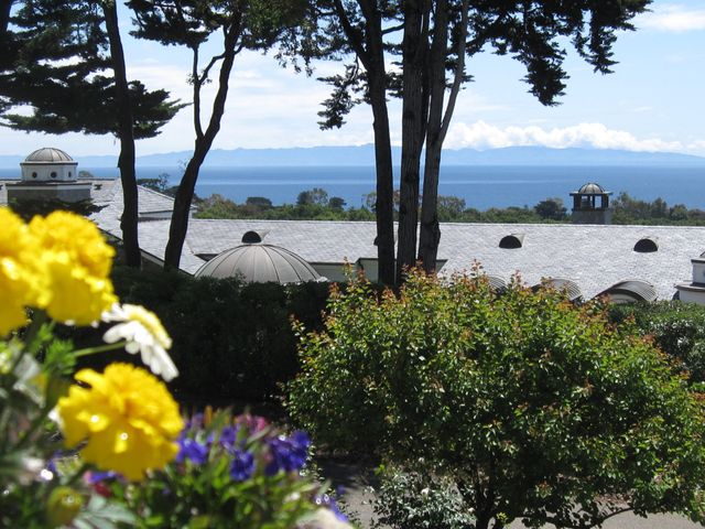 Ocean and Island Views