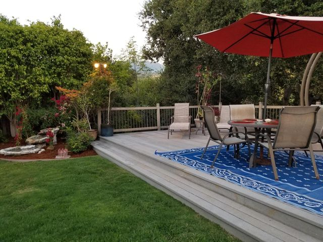 Huge Deck, Entertaining & Special Events