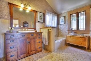 Master BR bathroom