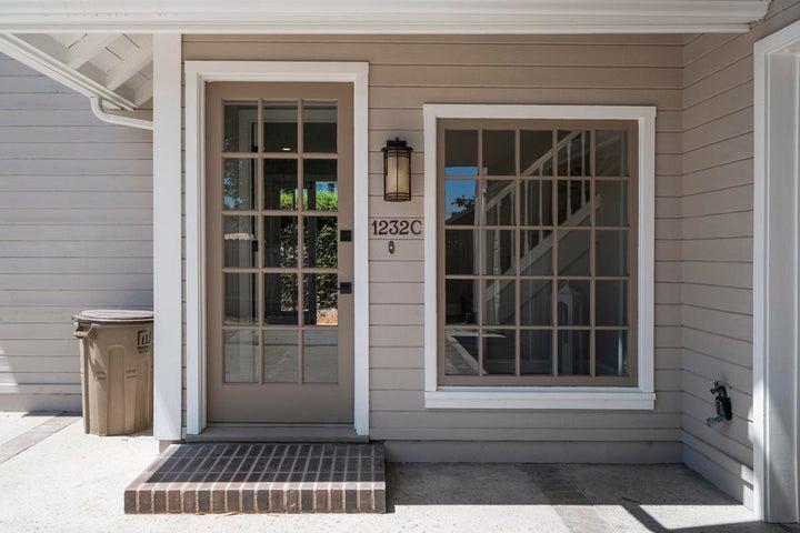 Front Door - #C - The House