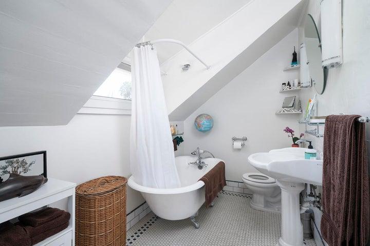 Bathroom - A