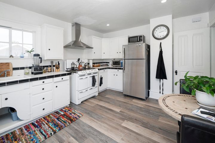 Kitchen - A