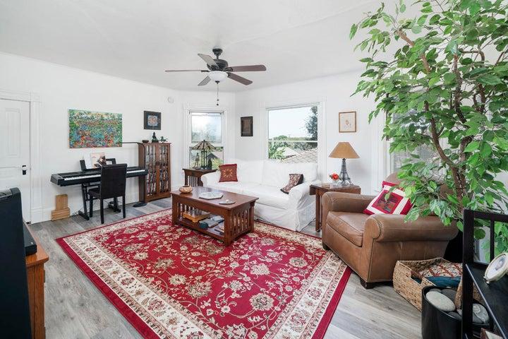 Living Room - A