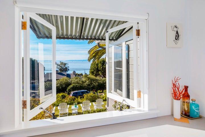 Surf's Kitchen Window