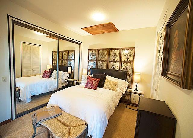 Mission Bedroom