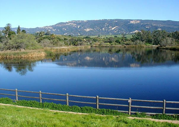 lake Las Carneros