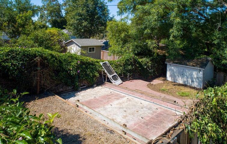 Additional yard space
