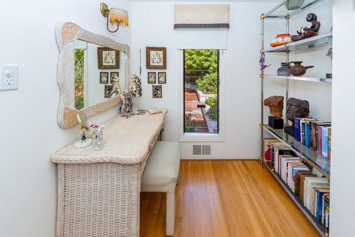 Vanity Space in Master Bedroom