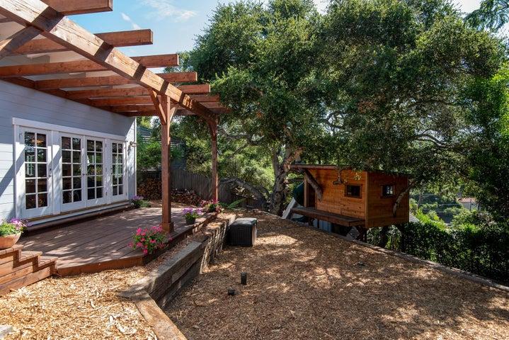 Back Yard/Treehouse