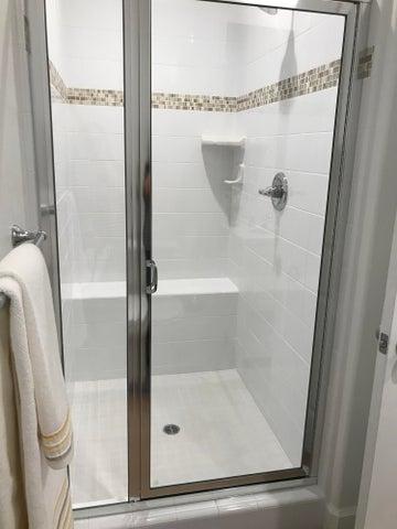 Bath 3 shower (downstairs)