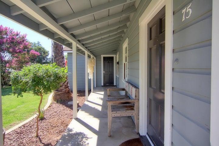 3. Front porch