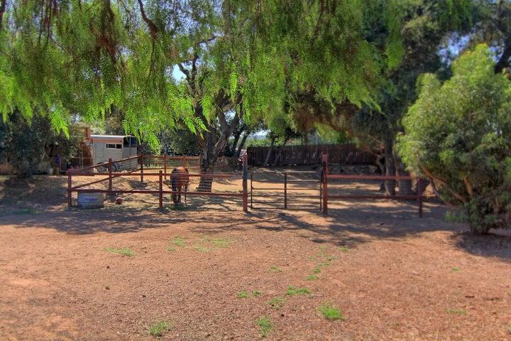 36. Horse corral