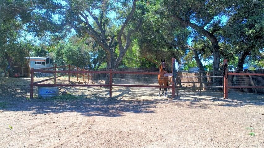 37. Horse corral