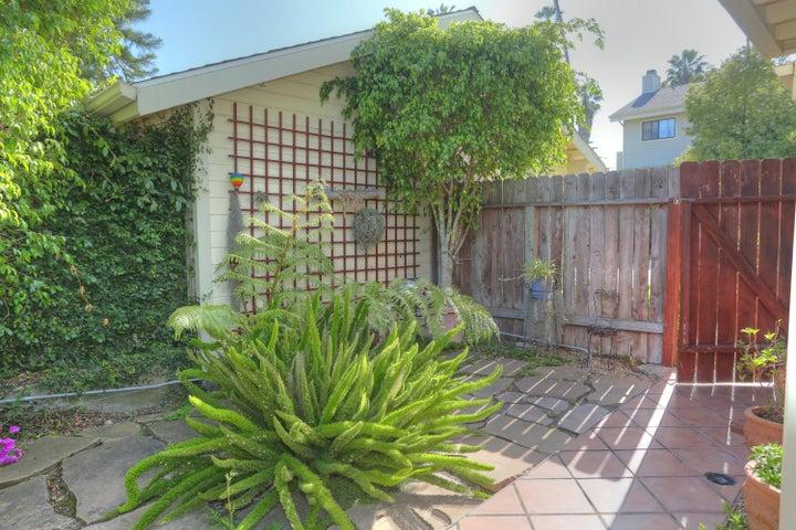front enclosed patio
