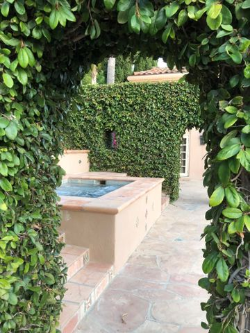 Landscaping & Beautiful Archways
