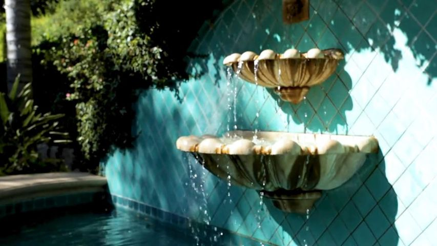 Beautiful Fountains & Water Features