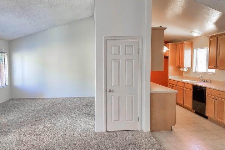 6. Living room, kitchen