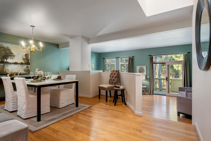 Dining and Living - Great Room