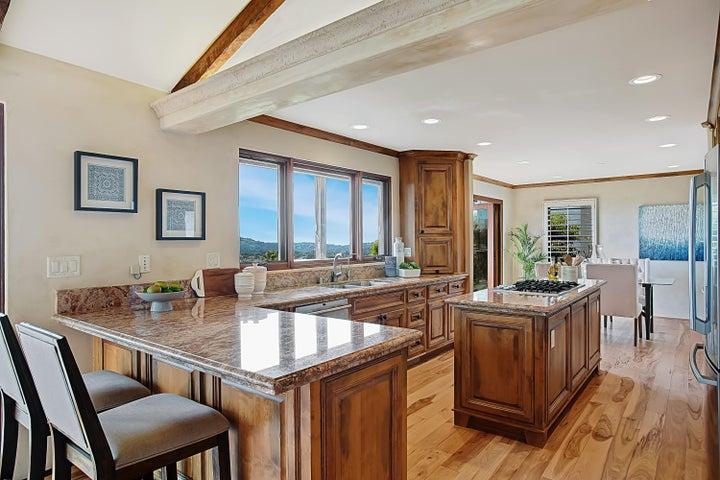 Open Kitchen w/ a View