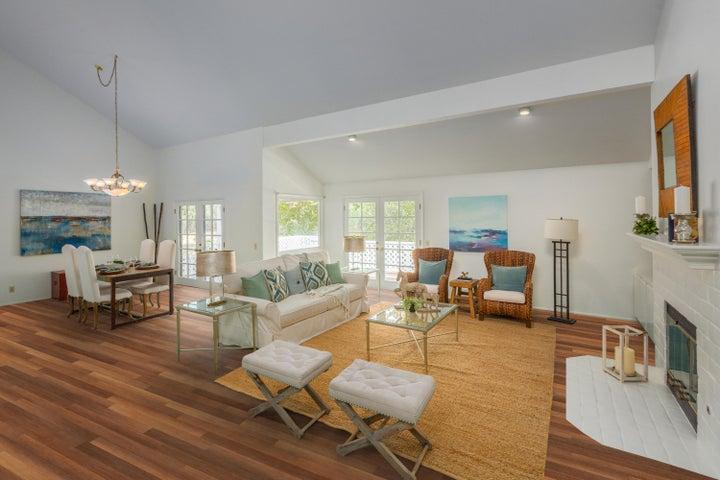 VIRTURAL REMODEL Living Room