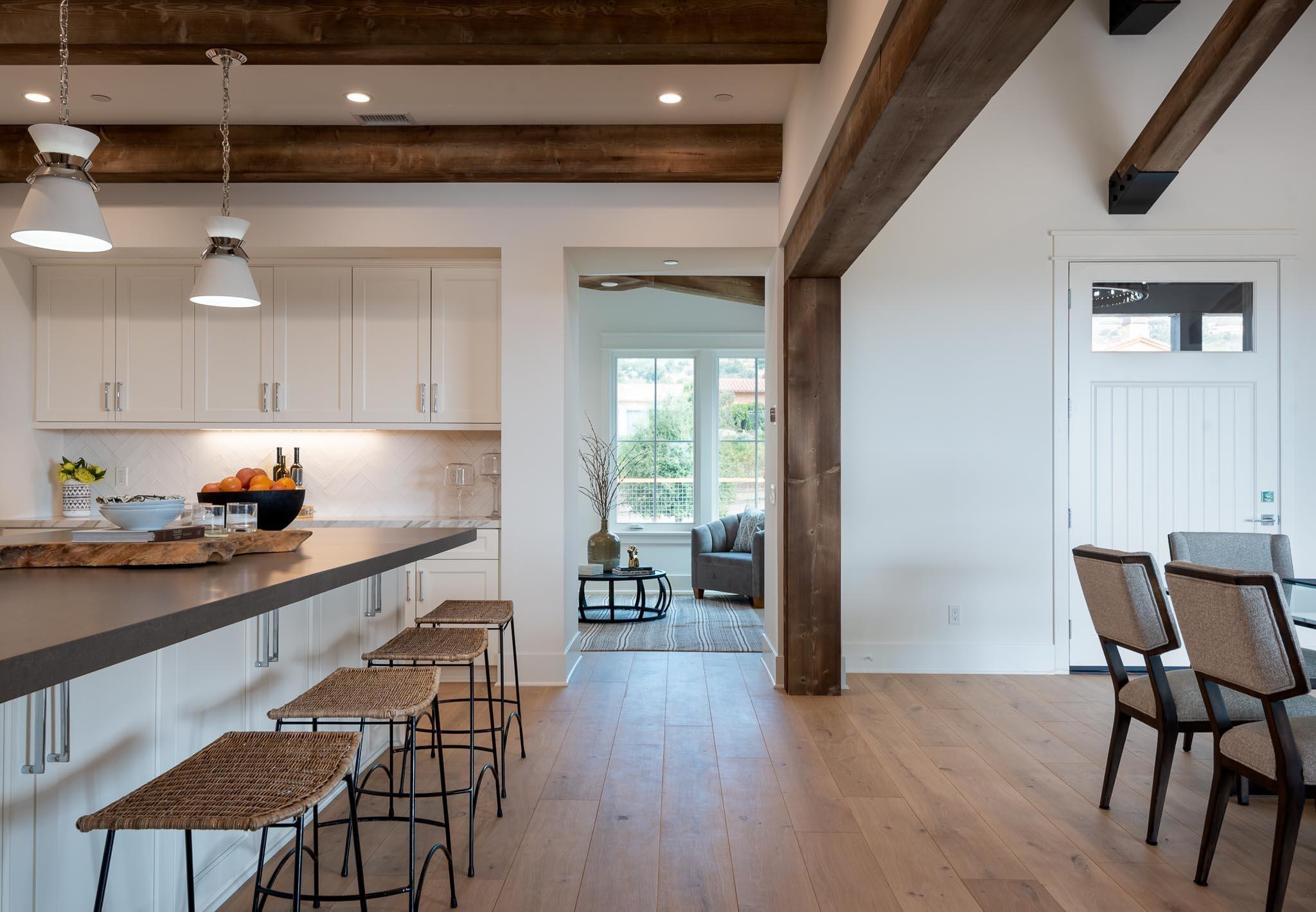 Inspiration Photos - Dining Kitchen Area