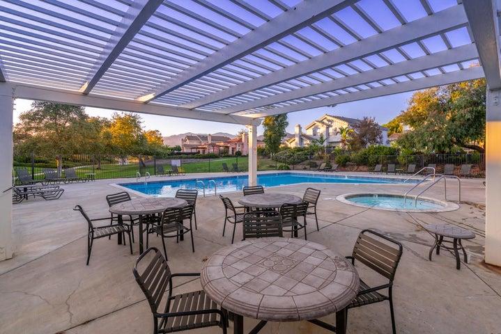 Association Pool Area
