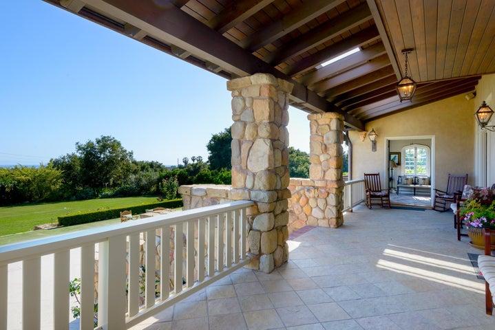 South-Facing Porch