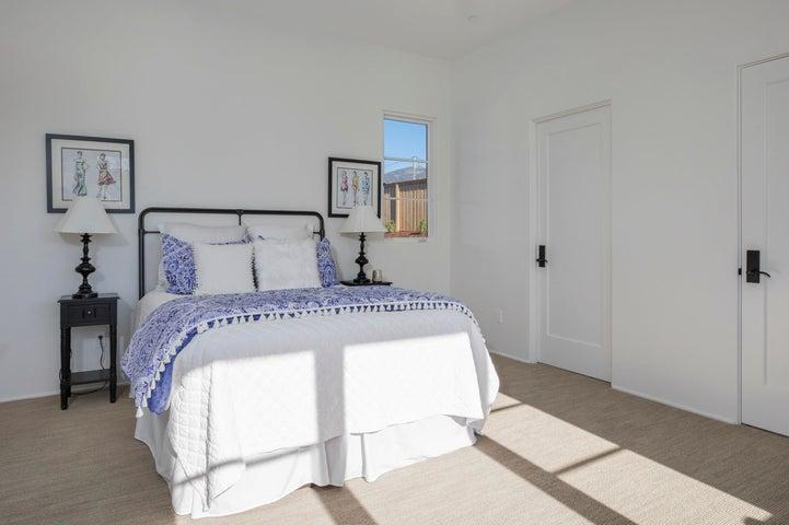 Bedroom 3 with walk in closet