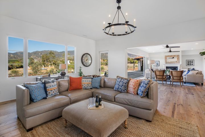 Bright and Spacious Family Room