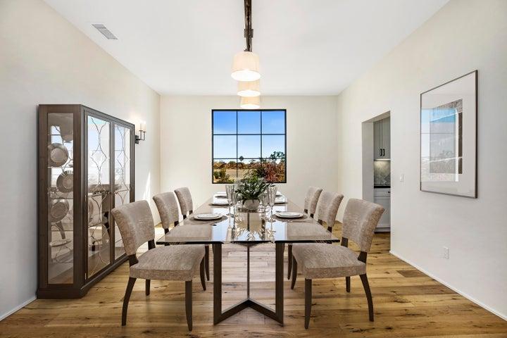 Stunning Formal Dining Room