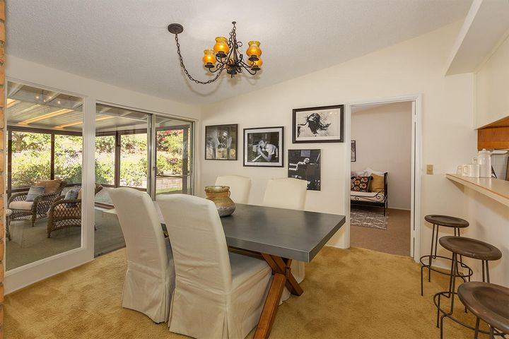 Dining Room into office/guest
