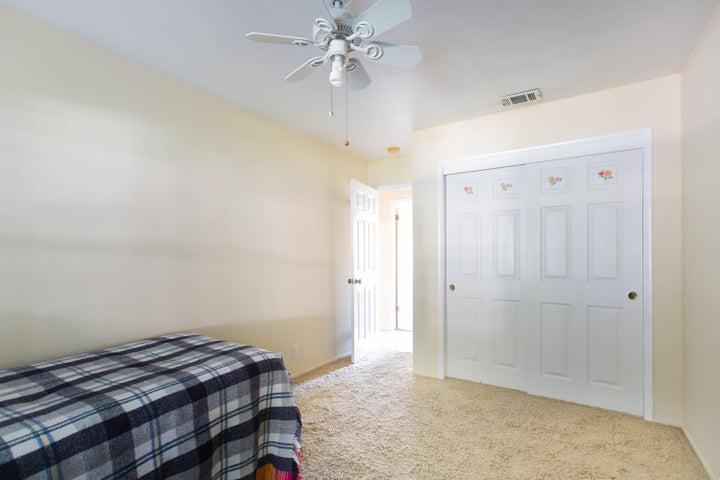 1st Bedroom View 2