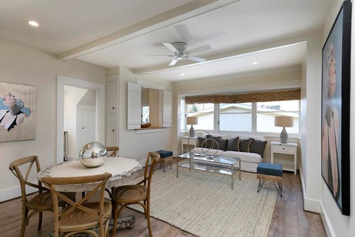 Living Room- Sea Loft