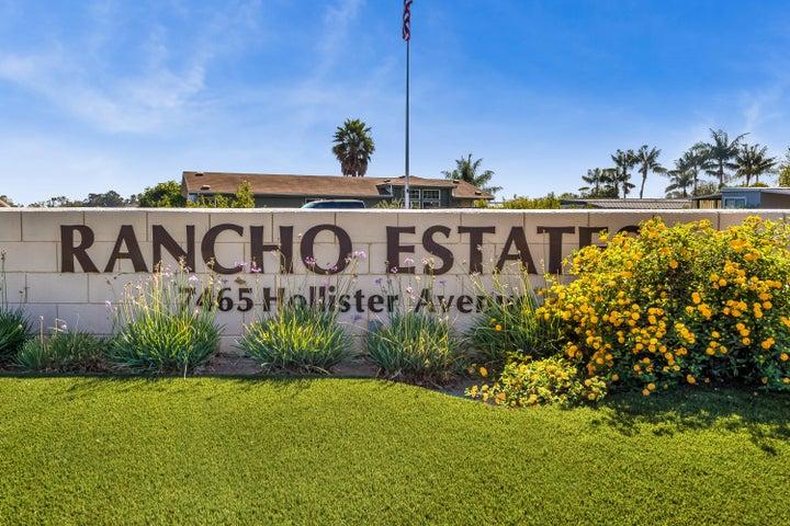 Rancho Estates Entry