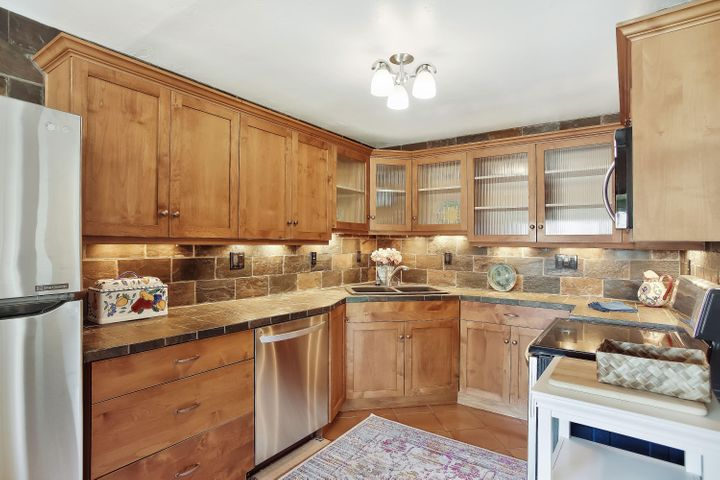 All new stainless steel appliances - Remodeled