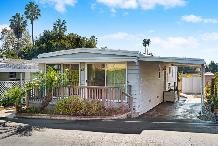 333 Old Mill Rd, Spc 120, SANTA BARBARA, CA 93110