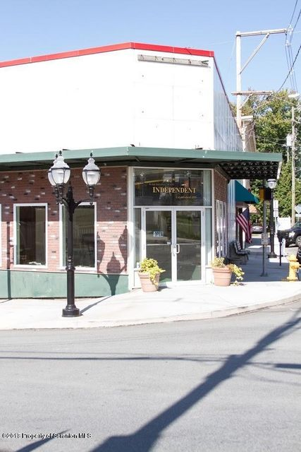 Spacious office/retail great location downtown Montrose. High ceilings, walk to court house. Call listing agent.