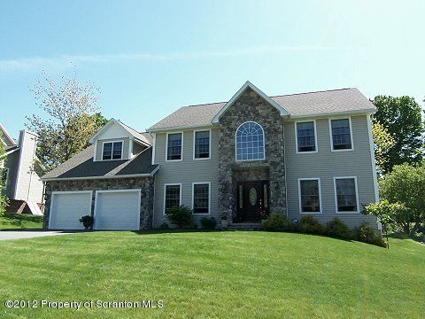 20 WOODRIDGE CIR, Clarks Summit, PA 18411