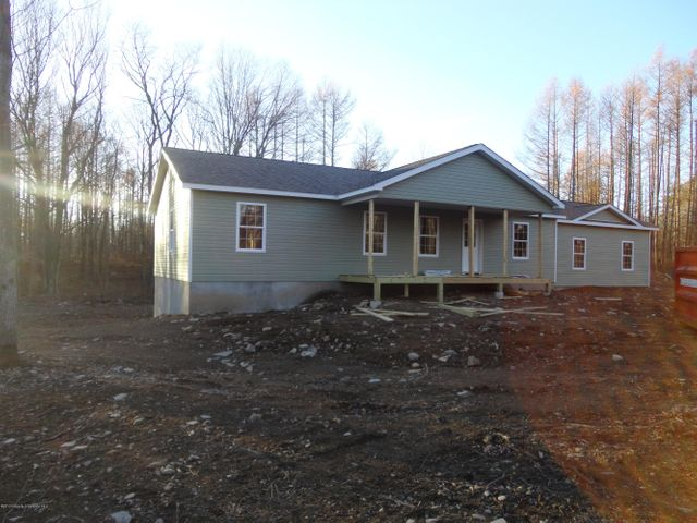 Lot 10 Havenstrite Rd, Covington Twp, PA 18424