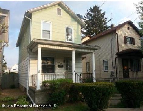 340 N Lincoln Ave, Scranton, PA 18504