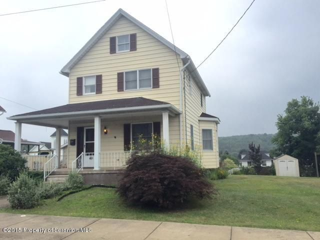 848 Albert St, Dickson City, PA 18519
