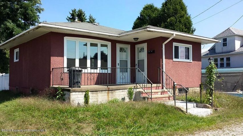 410 Rear Riley St, Old Forge, PA 18518